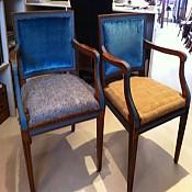Wittebrug stoel